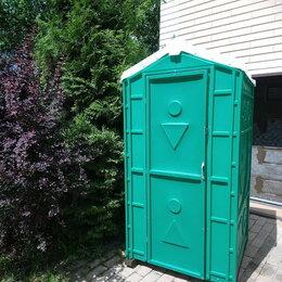 Биотуалеты - ✅ Биотуалет новый - ⭐ Туалетная кабина для дачи и стройки зеленая, 0