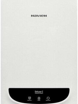 Отопительные котлы - Котел газовый Deluxe C - 35k COAXIAL White…, 0
