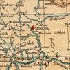 Гравированная кабинетная карта 1758 года России и северных стран S6710 по цене 220000₽ - Гравюры, литографии, карты, фото 4