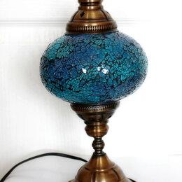 Настольные лампы и светильники - Настольная лампа Мозаичное стекло, 0