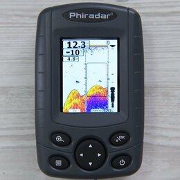 Эхолоты и комплектующие - Эхолот флешер двухлучевой Phiradar, 0