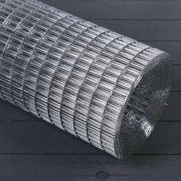 Сетки и решетки - Сетка Сварная Оцинкованная для Клеток, 0