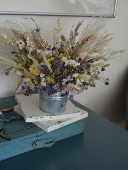 Цветы, букеты, композиции - Композиции из сухоцветов , 0