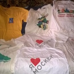 Футболки и майки - футболки фирменные и футболки СССР, 0