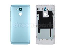 Корпусные детали - Задняя крышка для Huawei Honor 6A (голубой), 0