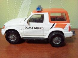 Модели - Масштабная модель Mitsubishi Pajero (Coast guard)., 0