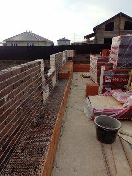 Готовые строения - Дома из керамических блоков с фасадом из кирпича, 0