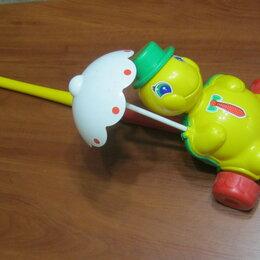 Каталки и качалки - Игрушка черепаха, 0