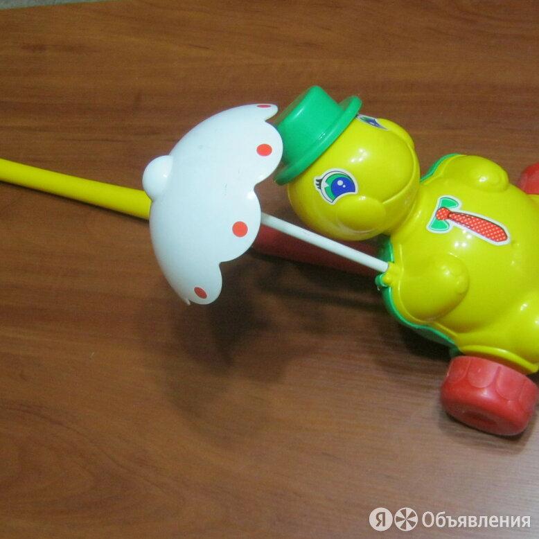 Игрушка черепаха по цене 80₽ - Каталки и качалки, фото 0