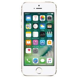 Мобильные телефоны - 🍏 iPhone 5S 32Gb gold (золотой) , 0