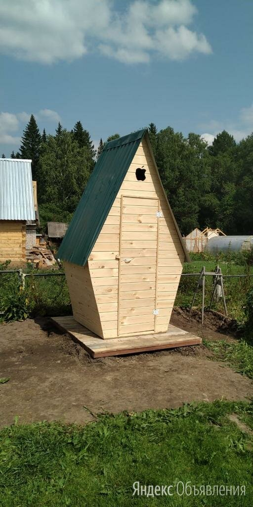 Туалет дачный  по цене 12000₽ - Биотуалеты, фото 0