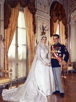 Платья - Свадебное платье в стиле Grace Kelly Грейс Келли…, 0