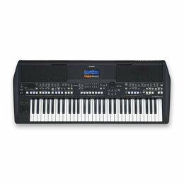 Клавишные инструменты - Yamaha PSR-SX600 рабочая станция, 61 клавиша, 0