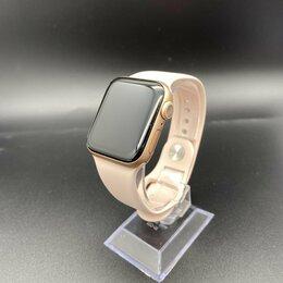 Умные часы и браслеты - Apple watch series 6 40 mm Gold Alu Pink, 0