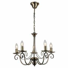 Люстры и потолочные светильники - Подвесная люстра Lussole GRLSP-9941, 0