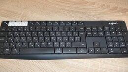 Клавиатуры - Клавиатура беспроводная Logitech k375, 0