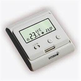 Электрический теплый пол и терморегуляторы - ТЕРМОРЕГУЛЯТОР INTERMO Е201, 0