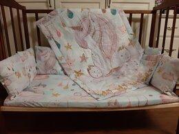 Постельное белье - Новый комплект для новорождённого в кроватку.…, 0