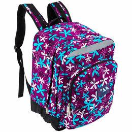 Рюкзаки - Рюкзак для ноутбука Polar П3821 Фиолетовый, 0