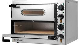 Жарочные и пекарские шкафы - Печь для пиццы Resto Italia SMALL/C2, 0