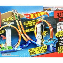 Игровые наборы и фигурки - Игровой набор Двойные Кольца 360 Hot Wheel, 0