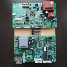 Оборудование и запчасти для котлов - Плата управления котла Ariston BS, 0