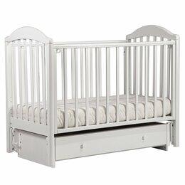 Кроватки - Кроватка детская для новорожденного, 0