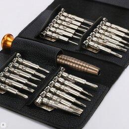 Инструменты - Набор отверток для ремонта телефона и техники, 0
