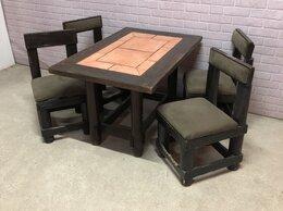 Столы - Столы и стулья массив , 0