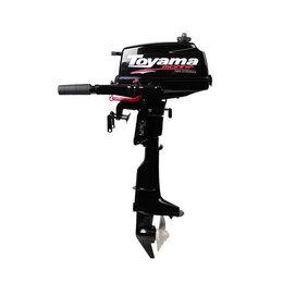 Моторные лодки и катера - Лодочный мотор TOYAMA TC3.6BMS, 0