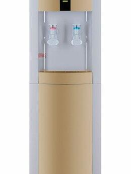 Кулеры для воды и питьевые фонтанчики - Кулер для воды ECOTRONIC H1-LCE gold, 0