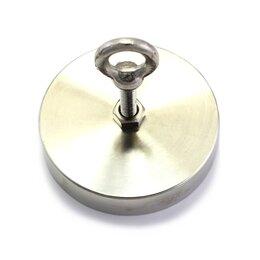Магниты - Поисковый магнит F-400, односторонний, MaxPull, 0