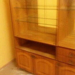 Шкафы, стенки, гарнитуры - Шкаф для посуды и белья - сервант., 0