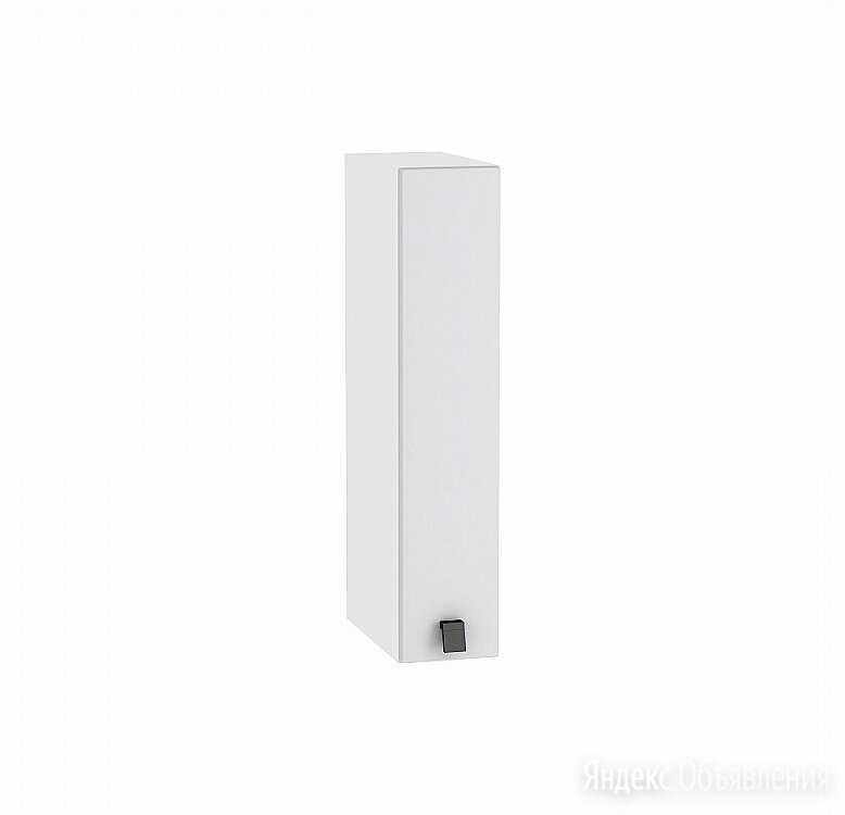 Шкаф верхний бутылочница Глетчер ВБ 150 Гейнсборо Силк-Белый по цене 1386₽ - Мебель для кухни, фото 0