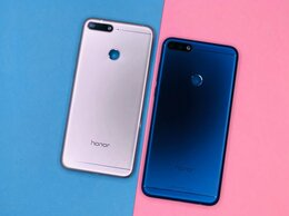 Корпусные детали - Задняя крышка Huawei Honor 7A Pro / Honor 7C Pro, 0