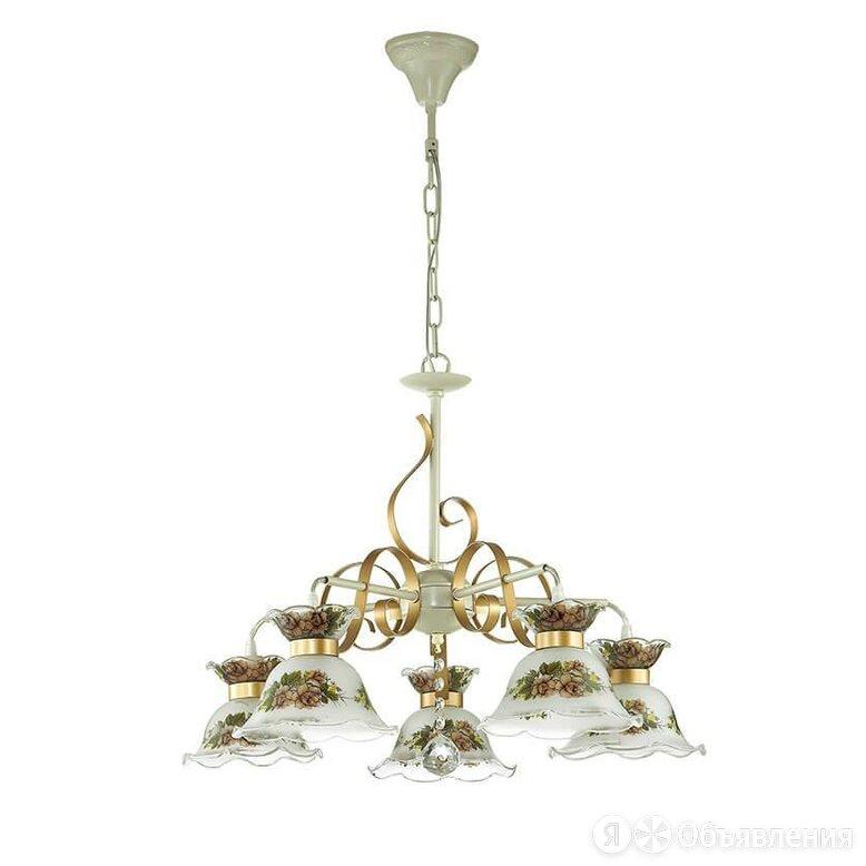 Подвесная люстра Lumion Perraina 3425/5 по цене 3777₽ - Люстры и потолочные светильники, фото 0