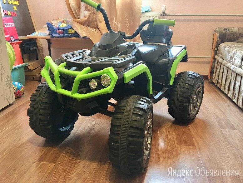 Детский электроквадроцикл по цене 9500₽ - Электромобили, фото 0