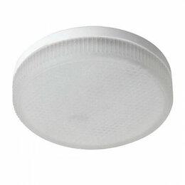Лампочки - Лампа светодиодная GX53 8Вт 2800K Ecola T5MW80ELC, 0