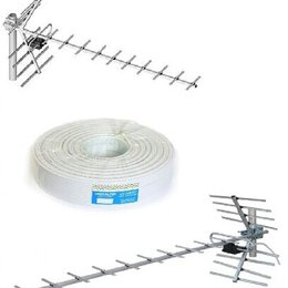 Антенны - Антенны для ТВ и GSM сигналов., 0