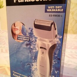 Электробритвы мужские - Новая бритва Panasonic ES-RW-30-S,продаю, 0