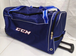 Аксессуары - Баул Хоккейный спортивная сумка на колесах, 0