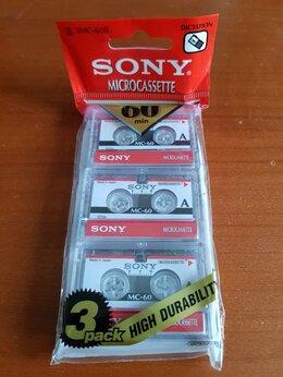 Диктофоны - Микро кассеты sony (для аудио-диктофона), 0