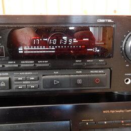Музыкальные центры,  магнитофоны, магнитолы - DAT магнитофон VICTOR XD-Z505, 0