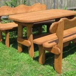 Комплекты садовой мебели - Изготовление садовой мебели, 0