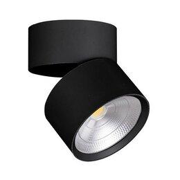 Споты и трек-системы - Спот светодиодный накладной Feron AL520, 25W, 2250Lm, 4000K, 90 градусов, черный, 0