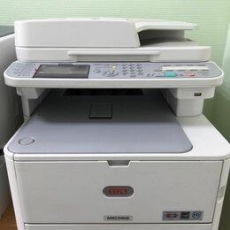 Принтеры, сканеры и МФУ - Цветное мфу OKI MC362DN А4, 0