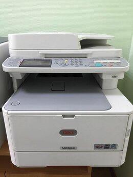 Принтеры и МФУ - Цветное мфу OKI MC362DN А4, 0