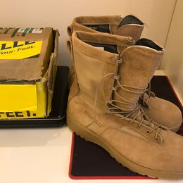 Ботинки - Ботинки 46 размер Берцы Goretex из США Belleville 790V 14 R, 0