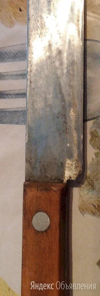 Нож кухонный разделочный по цене 200₽ - Ножи кухонные, фото 0