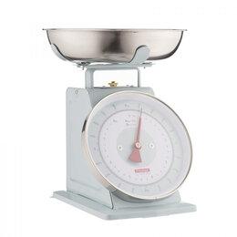 Аксессуары для готовки - Весы кухонные 4 кг голубые Living, 0